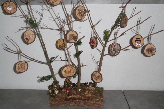 Atelier «Décors de Noël» au Noël Enchanté d'Issigeac