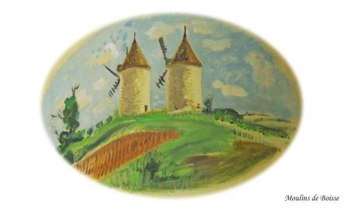 Moulin de Boisse à Boisse