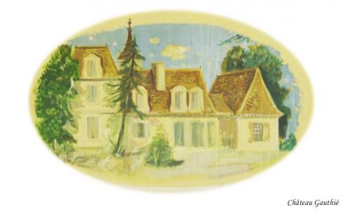 Chateau Gauthié à Monmarvès