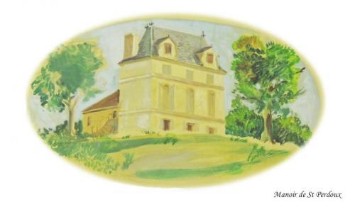 Manoir de Perdoux à St Perdoux