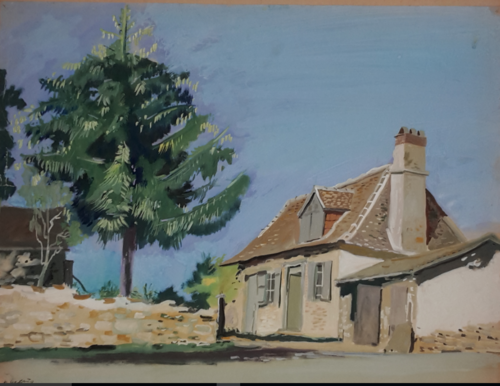 Pierre Belvès - peintures - galerie 1